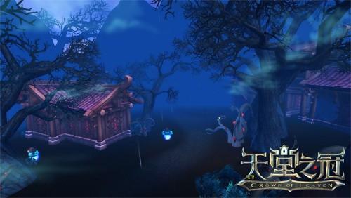 奇幻之旅即将开启 《天堂之冠》7月12日首测