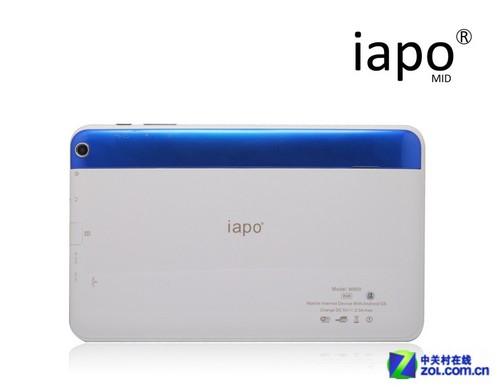 多彩底壳+9吋屏 iapo M900上市仅售729元