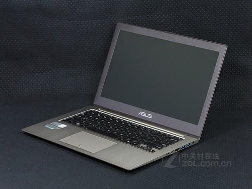 华硕 UX32VD银色 外观图