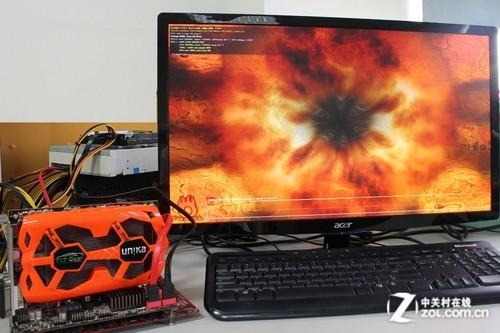 温度有多低?HD7750显卡极限耐热测试