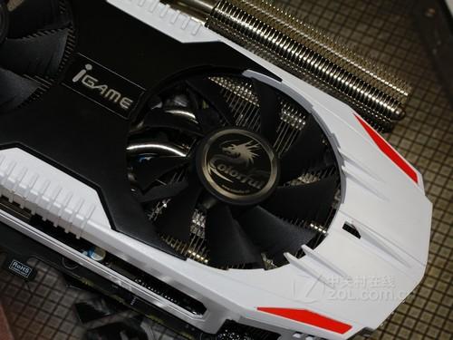 超强散热品质范 七彩虹GTX660Ti售2399