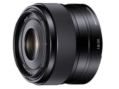 【诚信商家●华晨数码】索尼 E 35mm f/1.8 OSS(SEL35F18)附送德国原装B+W超薄多膜UV镜。