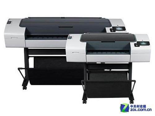 省时省力 HP大幅面T790(44英寸)促销