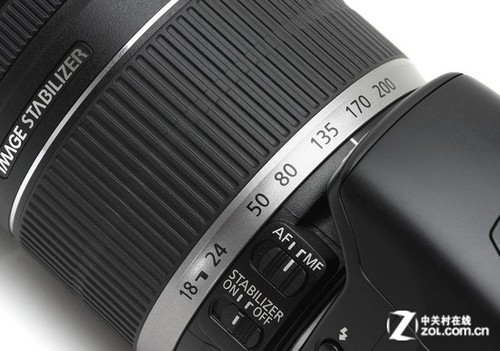 佳能EOS单反相机配镜方案