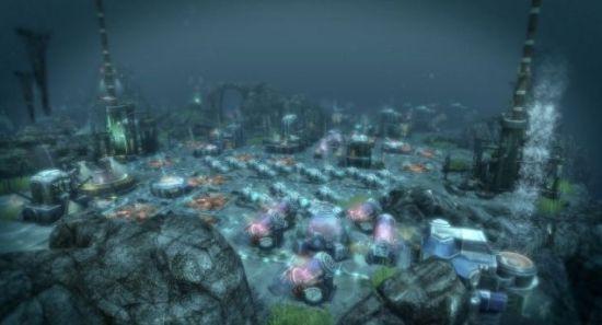 【高清图】 《纪元2070:深海》进厂压盘 截图放出图2