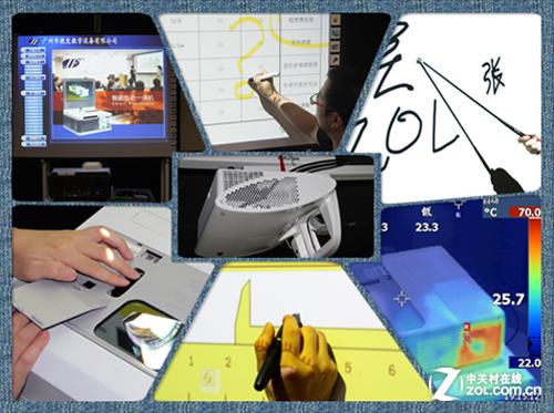 专注互动教育应用 超短焦投影横评总结