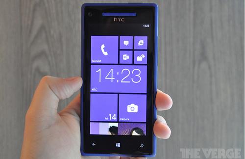 HTC逆袭之作 Windows Phone 8X/8S发布