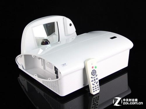 3D互动短焦 奥图码XE3305投影视频评测