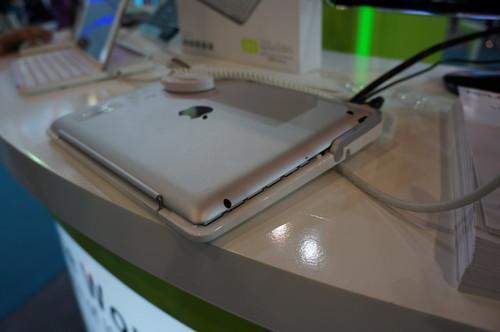 最强iPad外设? 多彩神秘iPad新品曝光