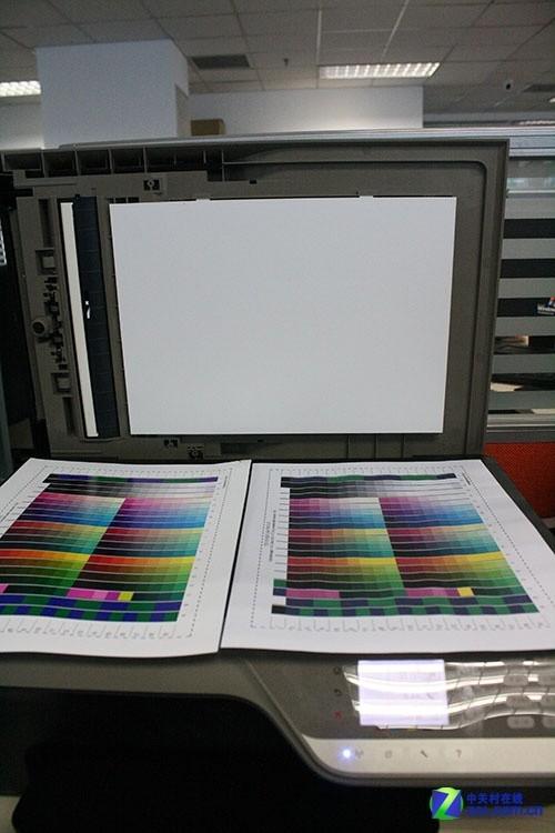 一个按键即可!复印机的基础使用方法