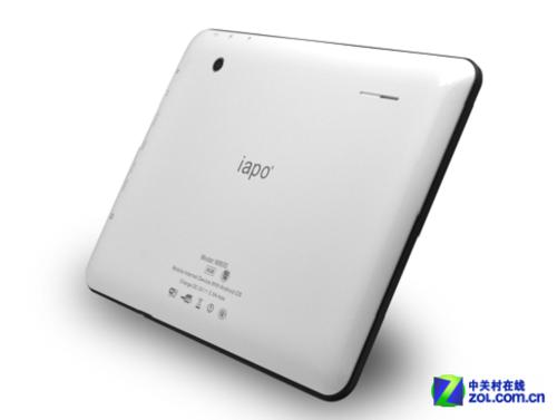 iapo首款8英寸屏幕平板 M800正式曝光