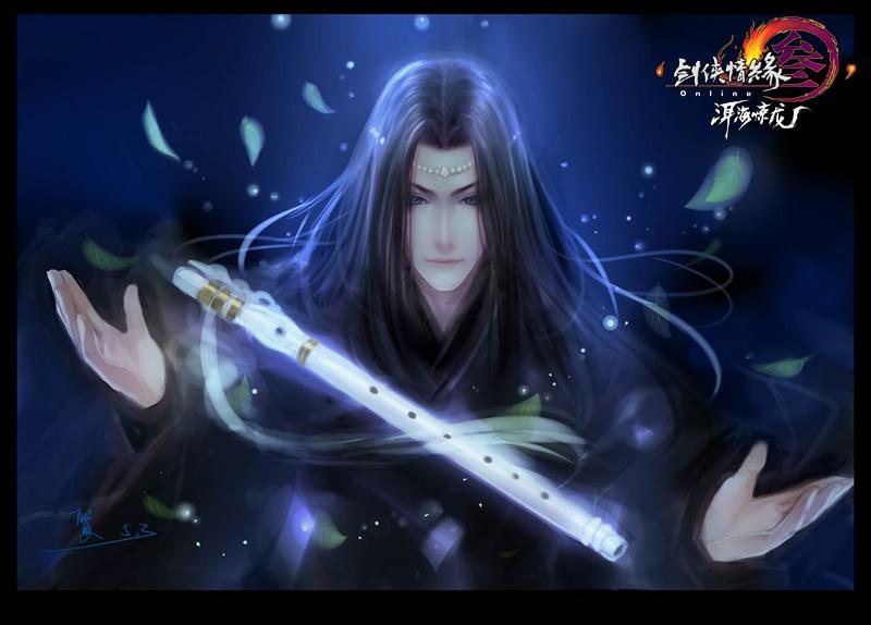 《剑网3》)作为动漫和cosplay爱好者的聚集地,游戏通过将歌舞诗词,琴图片