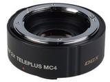肯高 MC4 AF 2.0 DGX 增倍镜 佳能卡口(黑色)