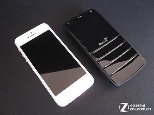 ...次绝对够高端 iPhone专用蓝牙声控器