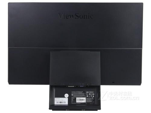 优派 ViewSonic VX2370Smh LED液晶显示器背面评测