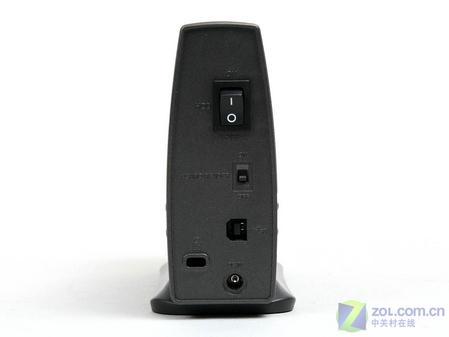ARGOSY HD362外接移动硬盘盒背面图