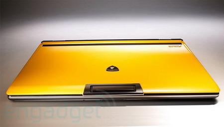 华硕兰博基尼VX2本本Q2上市 价格公布