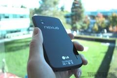 四核+无线充电 LG联手Google发布Nexus 4