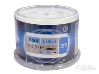 铼德高倍速BD-R 10速 25G(50片桶装)