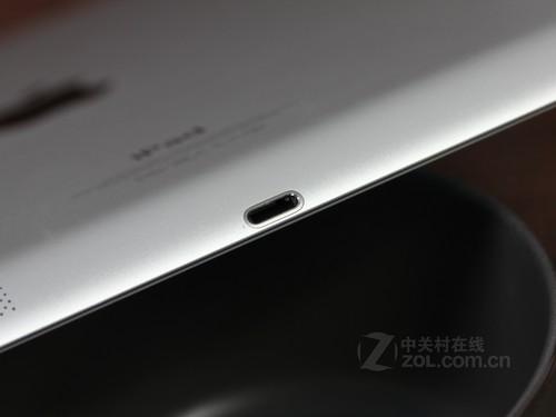 苹果 iPad4白色 接口图
