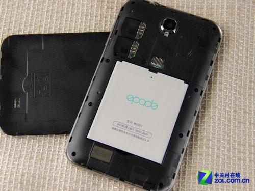 5吋大屏双卡双核 999元大可乐手机图赏