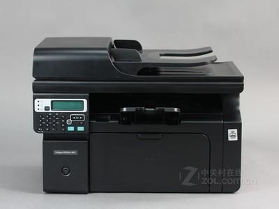 HP M1218nfs 外观图