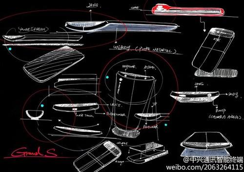 CES2013发布 全球最薄FHD屏中兴Grand S