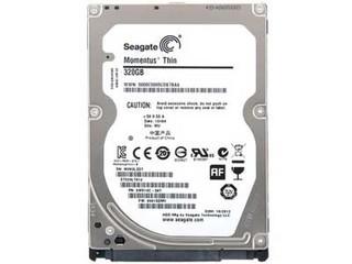 希捷Momentus 320GB 5400转 16MB SATA2(ST320LT012)