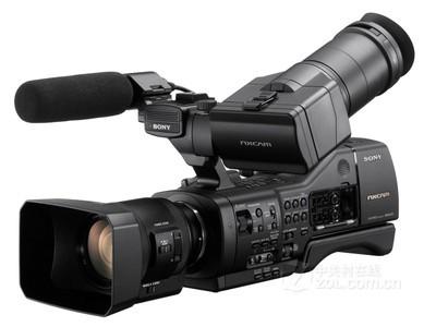 索尼(SONY)NEX-EA50CH 专业摄像机 E卡口 摄录一体机