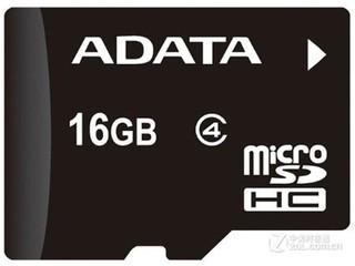 威刚MicroSDHC Class4(16GB)