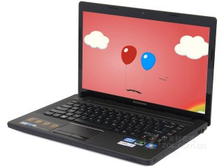 联想G480A-IFI(i5 2450M/Linux)金属灰