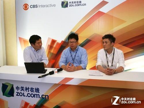 Computex 2013海联达专访:冲刺世界品牌