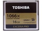东芝EXCERIA PRO型 CF卡 1066X(16GB)