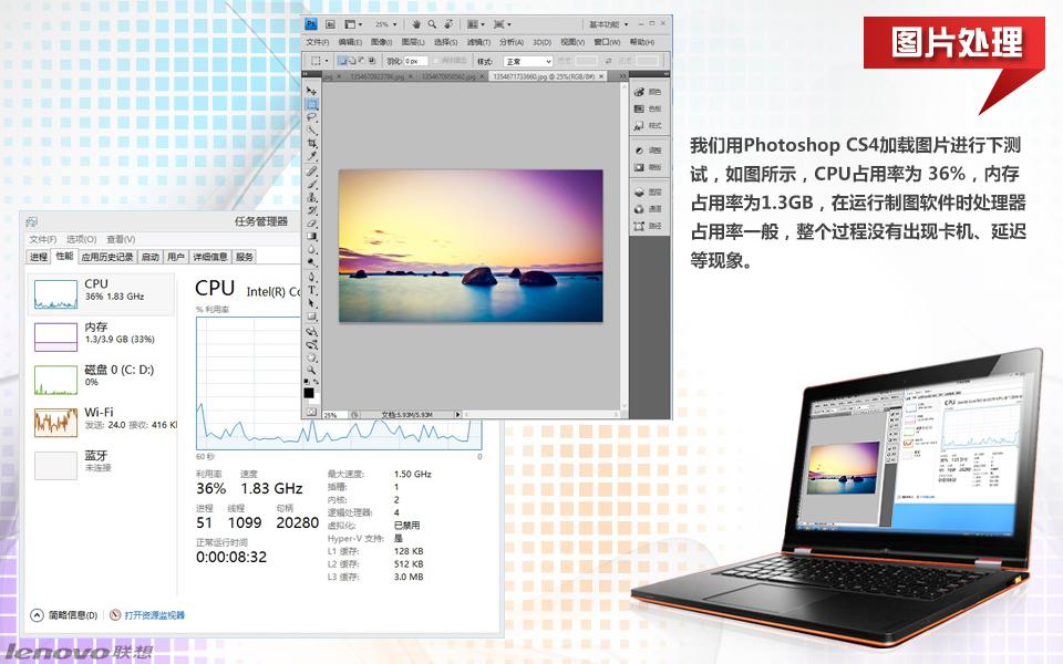 联想Yoga11S-IFI(2GB/128GB)皓月银图片35