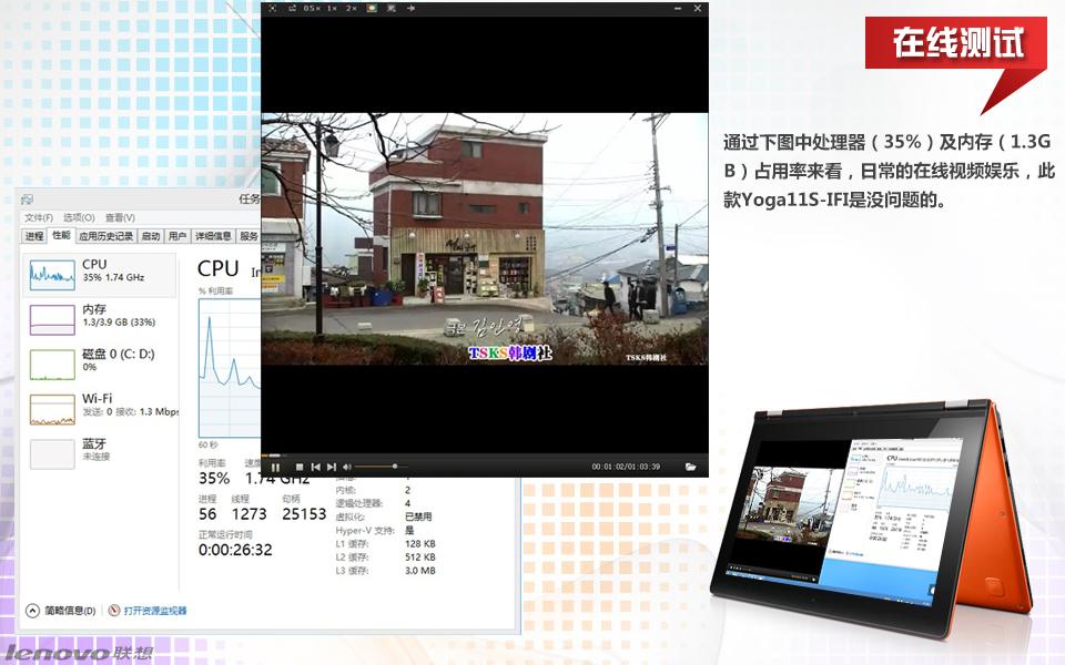 联想Yoga11S-IFI(2GB/128GB)皓月银图片37