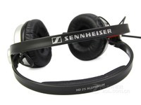 森海塞尔HD25 Aluminium耳机 (动圈耳机 灵敏度120dB 频响16-22000Hz) 天猫2099元