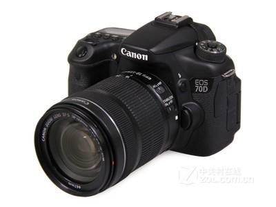佳能(Canon)EOS 70D 数码单反相机 (单机身/不含镜头)