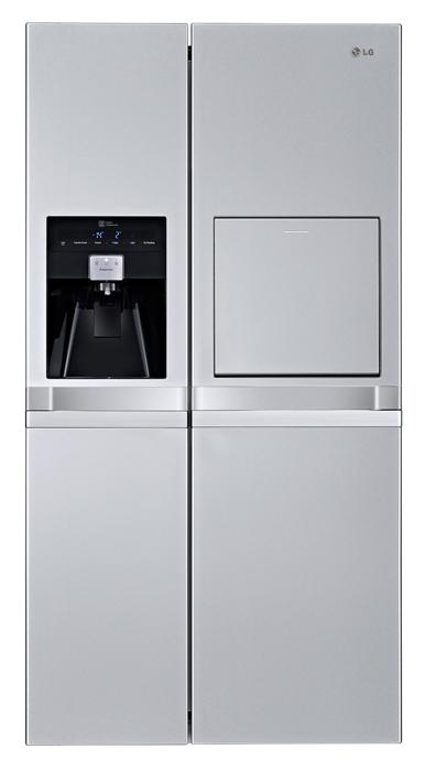LG高端冰箱亮相IFA门中门与线性变频压缩机引颈革新