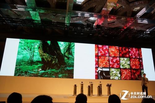 史上首款全画幅微单 索尼A7r/A7现场评测