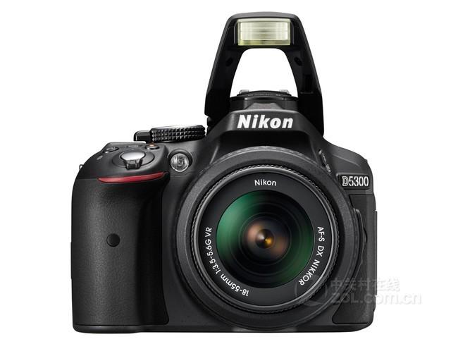 尼康D5300(单机 全高清1080 不含镜头 2416万有效像