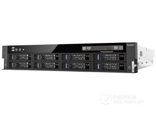 曙光I420-G10 12盘位((Xeon E5-2407*1/1*8GB/9*300GB/RAID卡*2)