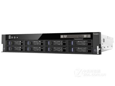曙光 I420-G10 16盘位((Xeon E5-2407*1/1*8GB/9*300GB/RAID卡*2)