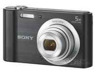 索尼W800 便携 银色 约2010万像素 5倍光学变焦 2.7英寸屏 26MM广角  京东官方旗舰店568元