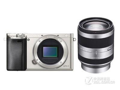 索尼(SONY)ILCE-6000L/a6000 微单数码相机 黑色机身(搭配18-200mmLE套装)