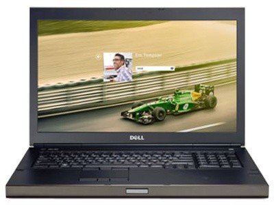 戴尔 Precision M6800(酷睿i7-4900MQ/16GB/256GB/K4100M)