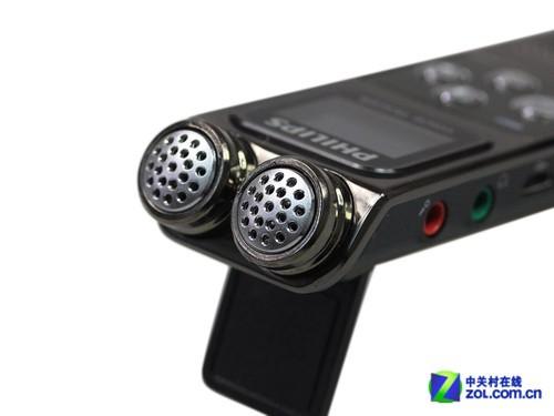 超大双麦克风 飞利浦VTR6900录音笔评测