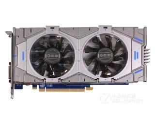 影驰GeForce GTX 750骨灰黑将