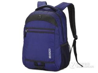 美旅箱包15寸经典简约双肩电脑包(R53x01004)蓝色