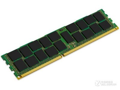 金士顿 16GB DDR3 1600 REG ECC(KVR16R11D4/16)