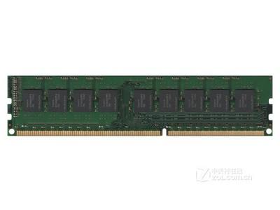 金士顿 8GB DDR3 1600 ECC(KVR16E11/8)